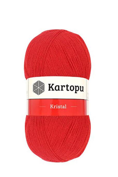 KARTOPU - KARTOPU KRİSTAL K160 Kırmızı
