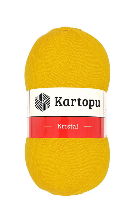 KARTOPU - KARTOPU KRİSTAL K320 Koyu Sarı