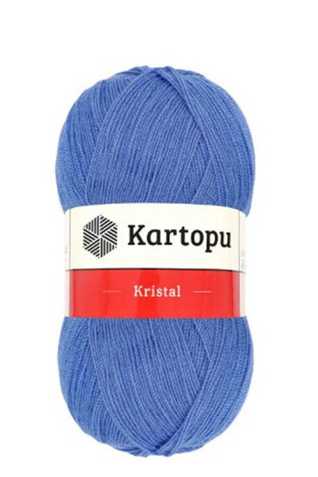 KARTOPU - KARTOPU KRİSTAL K535 Koyu Mavi