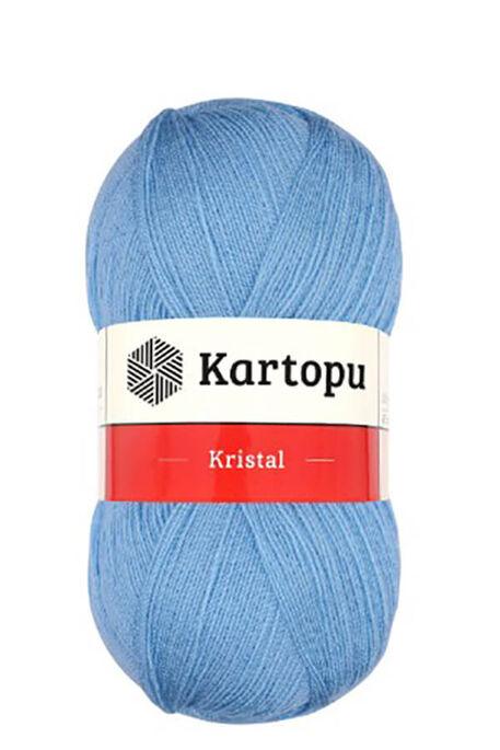 KARTOPU - KARTOPU KRİSTAL K540 Bebe Mavi