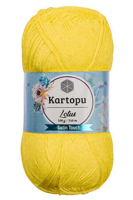 KARTOPU - KARTOPU LOTUS K323 Civciv Sarı