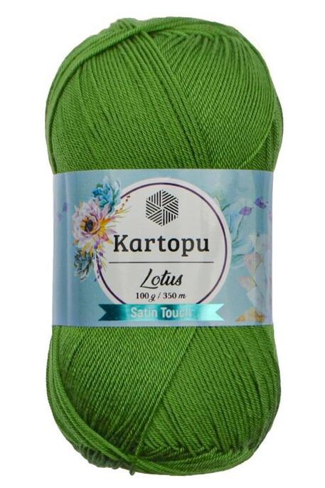 KARTOPU - KARTOPU LOTUS K486 Çam Yeşili
