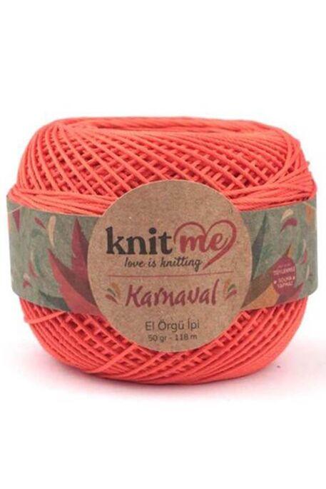 KNIT ME - KNIT ME KARNAVAL 00480 Nar Çiçeği