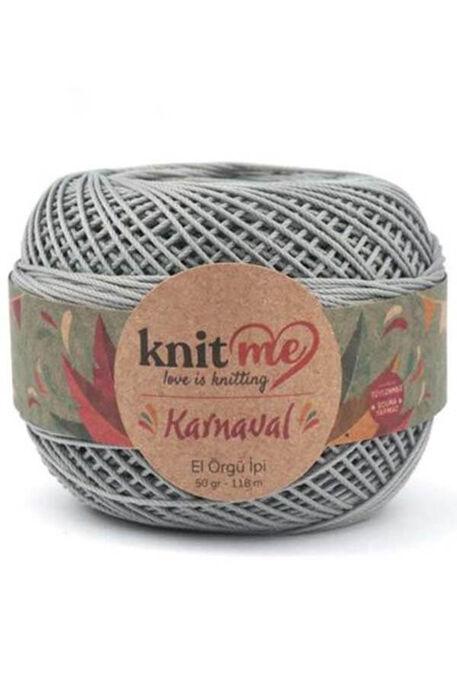 KNIT ME - KNIT ME KARNAVAL 03850 Gri