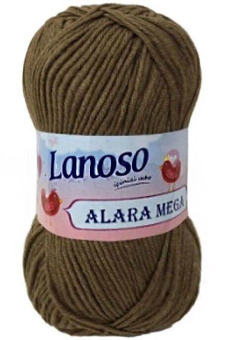 LANOSO - LANOSO ALARA MEGA 908 Kahve