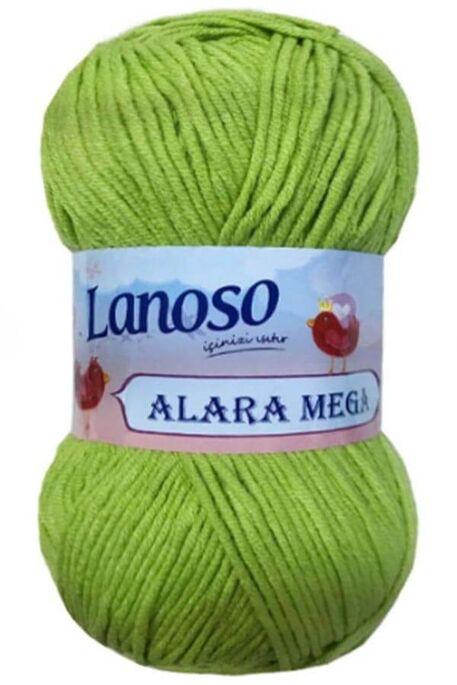 LANOSO - LANOSO ALARA MEGA 911 Fıstık Yeşili