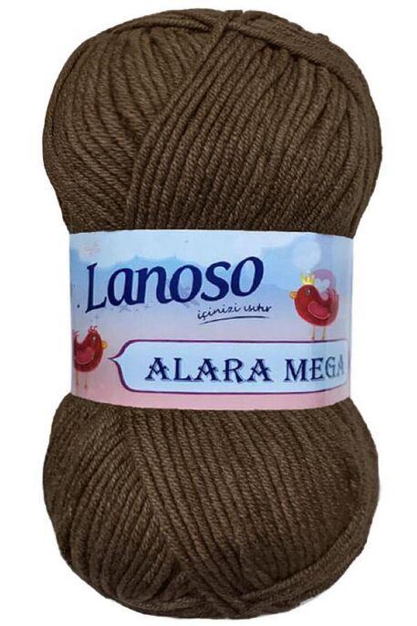 LANOSO - LANOSO ALARA MEGA 992 Koyu Kahve