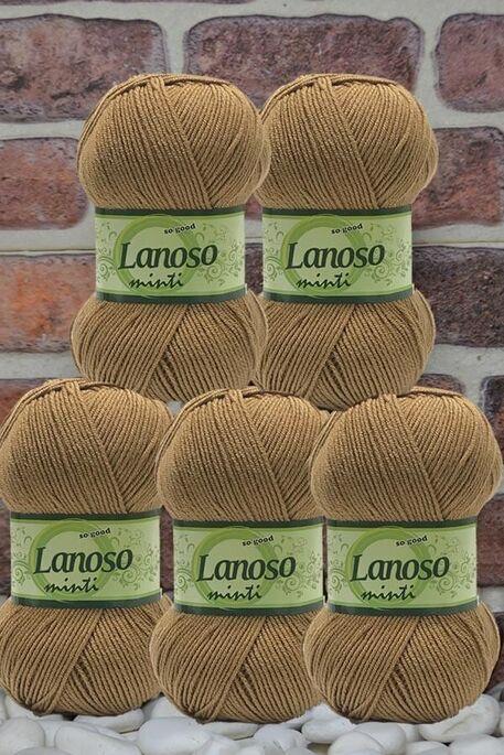 LANOSO - LANOSO MİNTİ (5 li paket) 907 Kamel