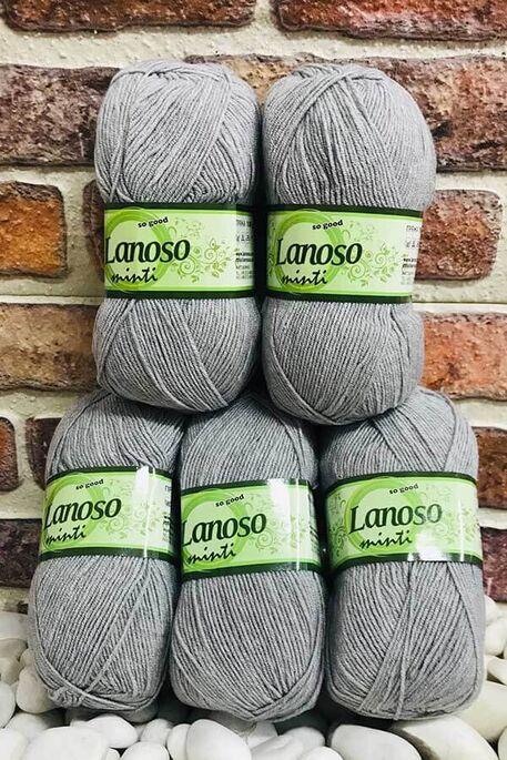 LANOSO - LANOSO MİNTİ (5 li paket) 951 Açık Gri