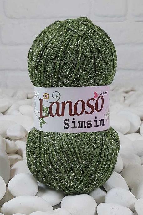 LANOSO - LANOSO SİMSİM 929 YAPRAK YEŞİL