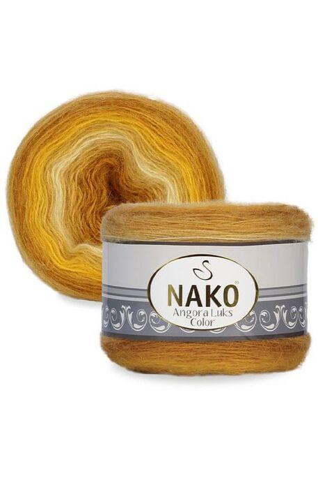 NAKO - NAKO ANGORA LÜKS COLOR 150 GR 82363
