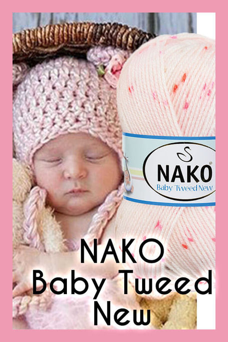 NAKO - NAKO BEBE TWEED NEW 31509