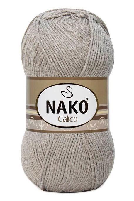 NAKO - NAKO CALİCO 10693 Vizon