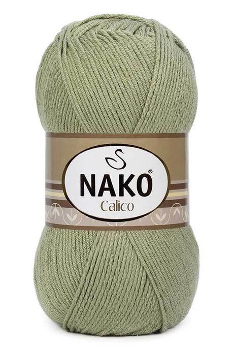 NAKO - NAKO CALİCO 11923 Çağla