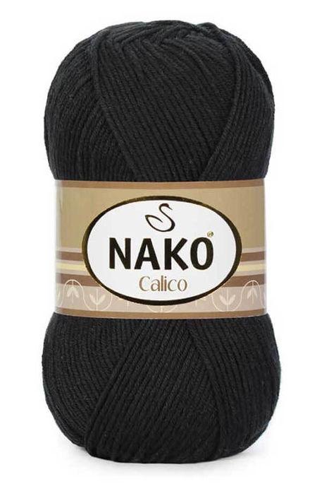 NAKO - NAKO CALİCO 217 Siyah