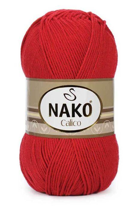 NAKO - NAKO CALİCO 2209 Kırmızı