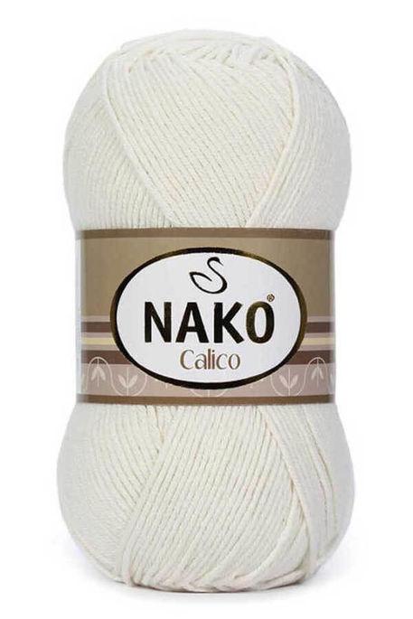 NAKO - NAKO CALİCO 3782 Ekru