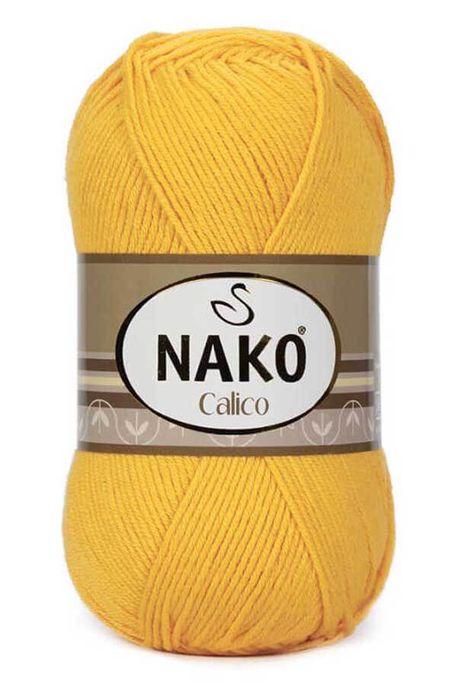 NAKO - NAKO CALİCO 4285 Sarı