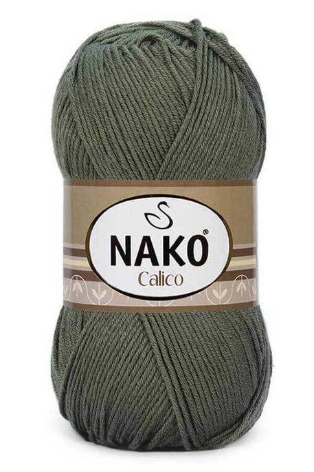 NAKO - NAKO CALİCO 5306 Asker Yeşili