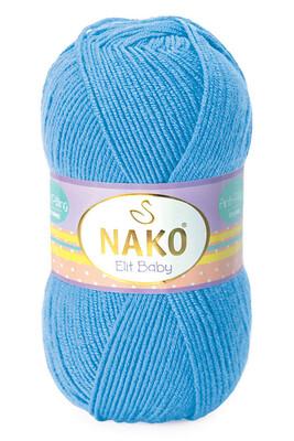 NAKO - NAKO ELİT BABY 10119 Alaska Mavisi