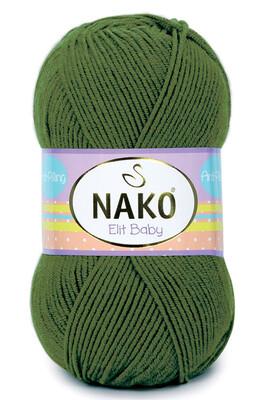 NAKO - NAKO ELİT BABY 10665 Çam Yeşili