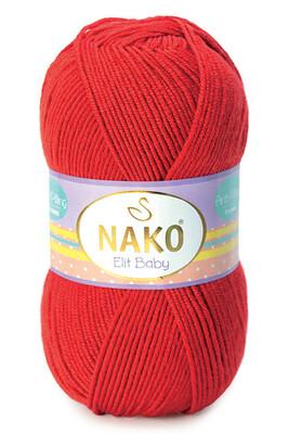 NAKO - NAKO ELİT BABY 207 Alev Kırmızı