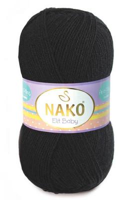 NAKO - NAKO ELİT BABY 217 Siyah