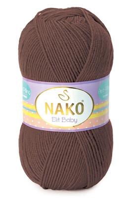 NAKO - NAKO ELİT BABY 4367 Kızıl Kahve