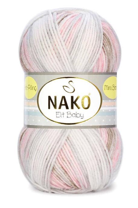 NAKO - NAKO ELİT BABY MİNİ BATİK 32463