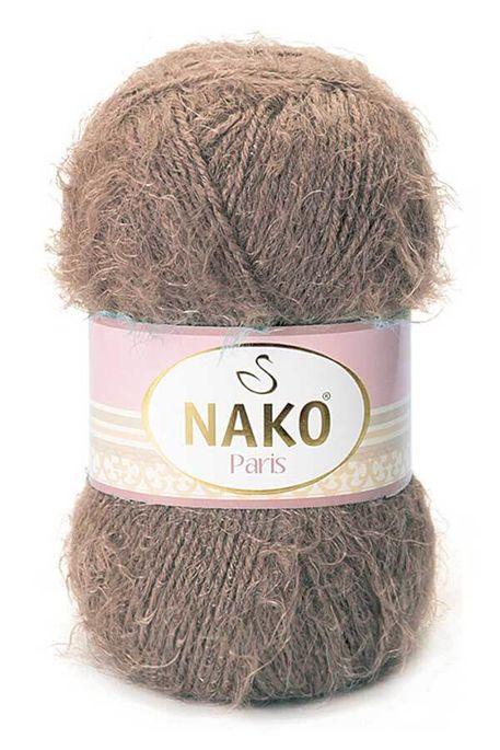 NAKO - NAKO PARİS 3890 Boz Kahve