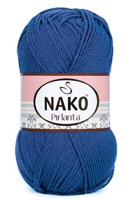 NAKO - NAKO PIRLANTA 10084 Koyu Mavi