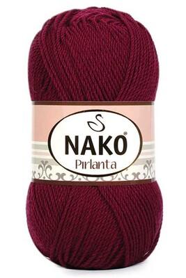 NAKO - NAKO PIRLANTA 6736 Bordo