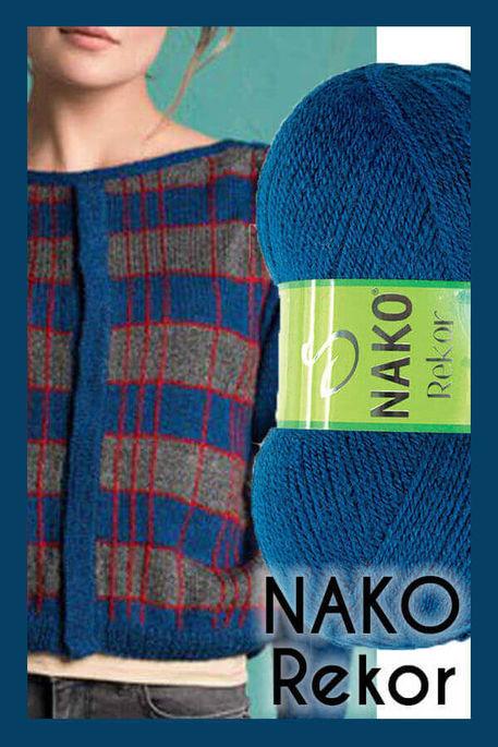 NAKO - NAKO REKOR 517 Orta Mavi