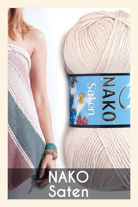 NAKO - NAKO SATEN 10470 Ten