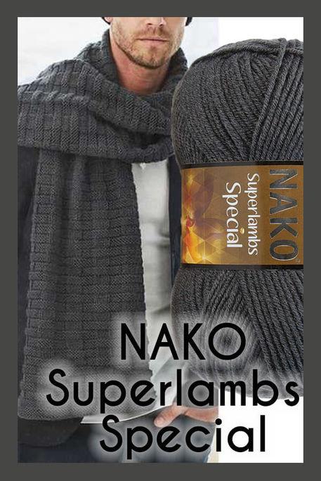 NAKO - NAKO SUPERLAMBS SPECIAL 1937 Islak Beton Gri