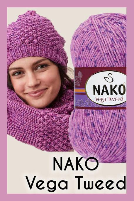 NAKO - NAKO VEGA TWEED 31762