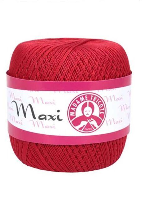 ÖREN BAYAN - ÖREN BAYAN MAXİ 6328 Kırmızı