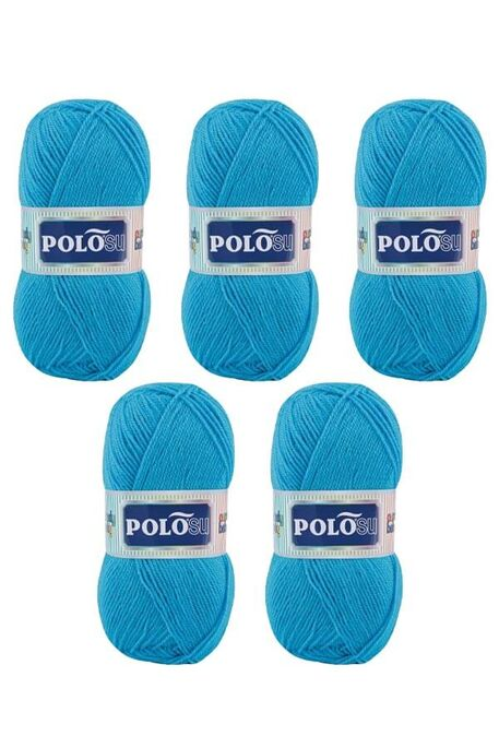POLOSU - POLOSU CANDY BABY 220 Cam Mavi