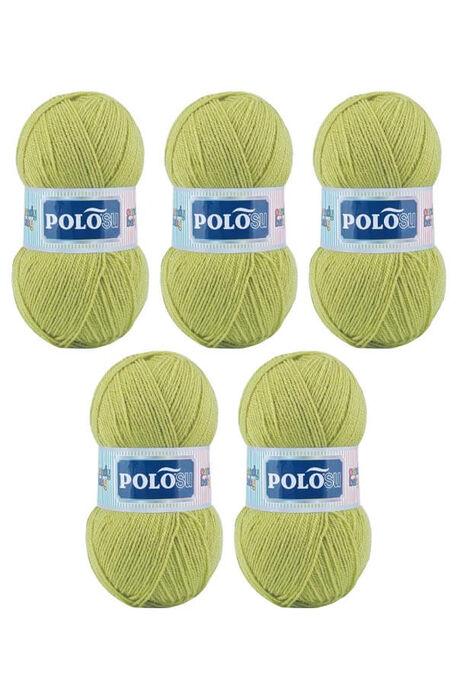 POLOSU - POLOSU CANDY BABY 224 Fıstık Yeşil