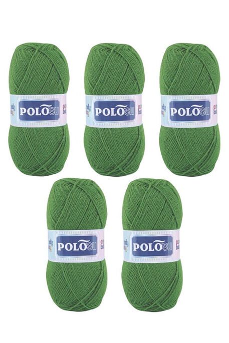 POLOSU - POLOSU CANDY BABY 225 Koyu Yeşil