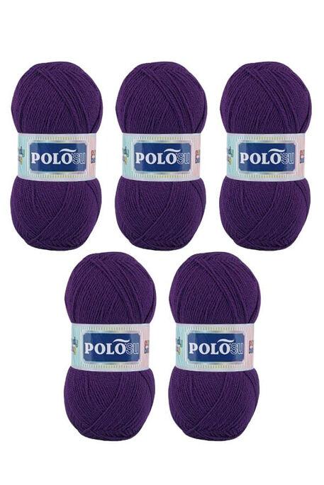POLOSU - POLOSU CANDY BABY 229 Koyu Mor