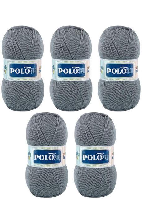 POLOSU - POLOSU CANDY BABY 234 Koyu Gri