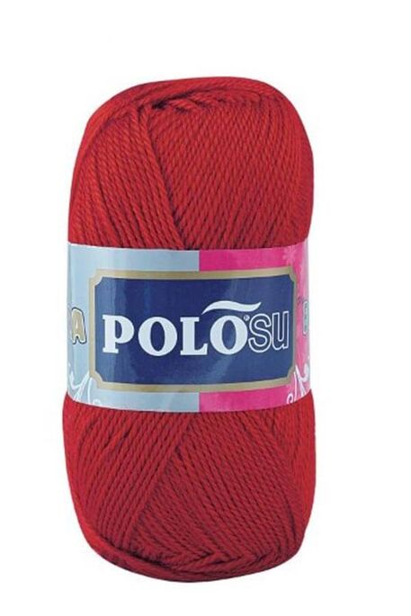 POLOSU - POLOSU LÜKS PATİKLİK 307 Kırmızı
