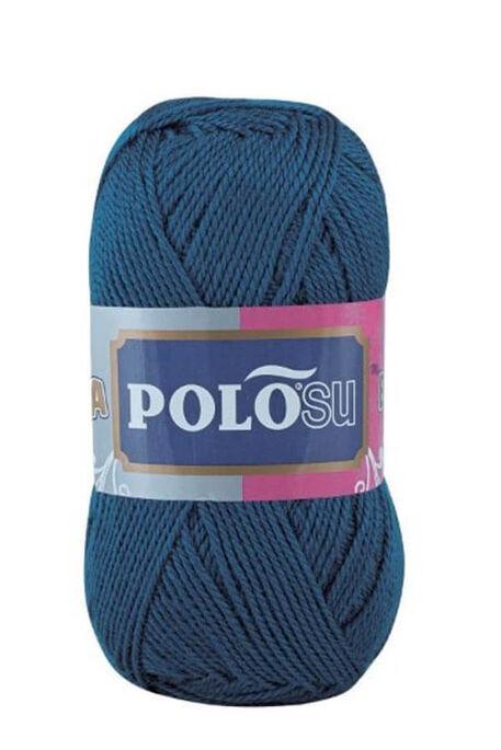 POLOSU - POLOSU LÜKS PATİKLİK 352 Petrol Mavi