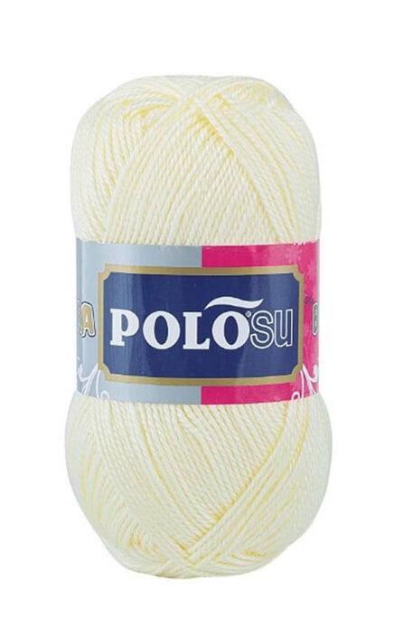 POLOSU - POLOSU LÜKS PATİKLİK 356 Krem