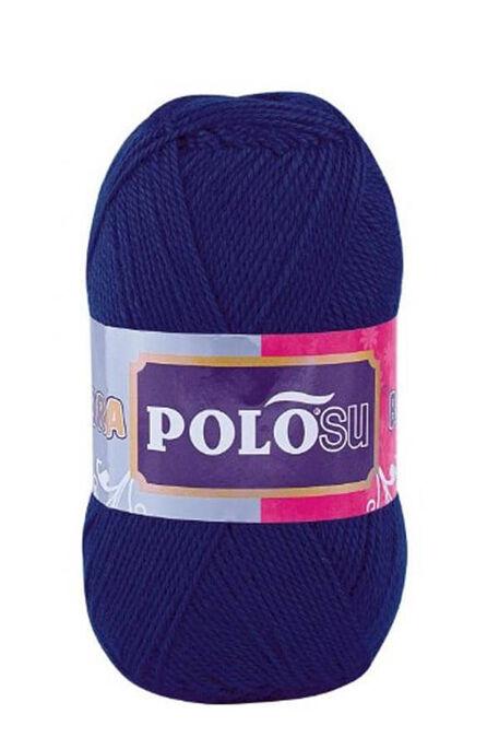 POLOSU - POLOSU LÜKS PATİKLİK 360 Saks Mavi