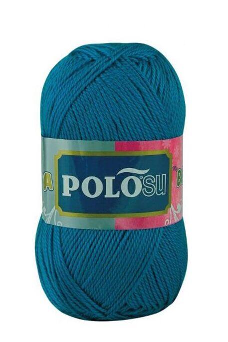 POLOSU - POLOSU LÜKS PATİKLİK 361 Koyu Boncuk Mavi