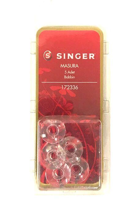 SİNGER - SİNGER PLASTİK MASURA 5 Lİ PAKET 172336 DAR