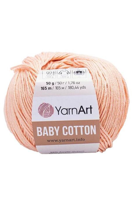 YARNART - YARNART BABY COTTON 412