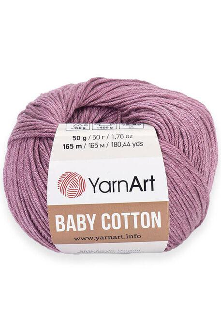 YARNART - YARNART BABY COTTON 419